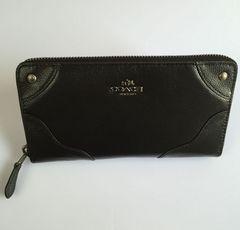 新品 COACH コーチ 長財布 レディースサイフアウトレット品