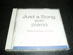 CD「六角幸生/JUST A SONG WITH PIANO」ピアノ 即決