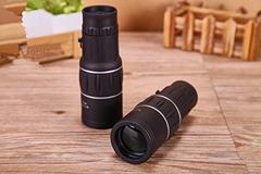 16X52 TM652 単眼鏡 高倍率 二焦点 防水 小型 家庭用 望遠鏡