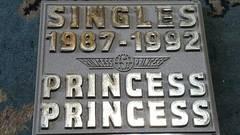 プリンセスプリンセス シングルス87-92 ベスト