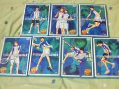 DVD テニスの王子様 全国大会篇 全7巻 初回