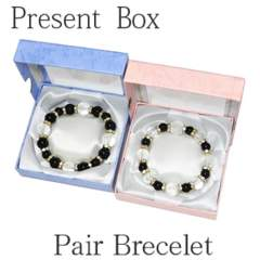 セット価格四神獣水晶ペアブレスサイズ変更無料数珠