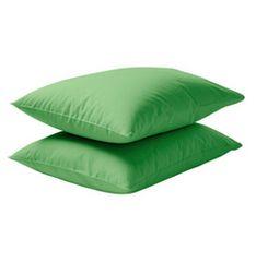 【残りわずか】IKEA(イケア) DVALA 枕カバー, 50x60 cmグリーン