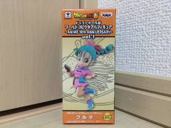 ドラゴンボール超 コレクタブルフィギュア vol.1 ブルマ