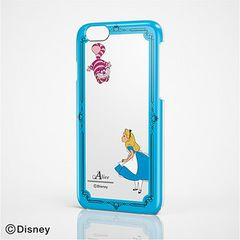 ☆ELECOM iPhone 6用 シェルカバー(ディズニー) アリス