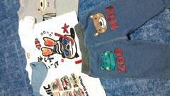 ZOOMICTシャツ3枚パンツ1枚のまとめ売りサイズ95�p