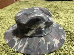 BRIXTON/ブリクストン バケット ハット ストー カモ 帽子