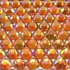 ● 2mm ● デコ用ストーン  2000粒 オレンジ