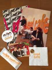 Leadcafe クリスマスカード・クリアファイル+オマケ