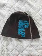 ベリーズベリー 黒 ワッチ帽子 USED M