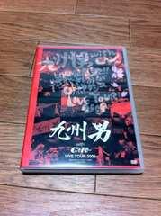 九州男withC&K LIVE TOUR 2009 タオル付き