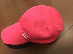 ミズノ  帽子  スポーツ用  ピンク