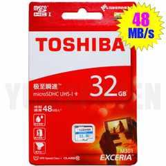 即決 高速48MB/s 東芝 32GB microSDHC マイクロSD Class10 クラス10