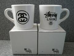 LIVIN「マグカップ ホワイト2個セット」(38)