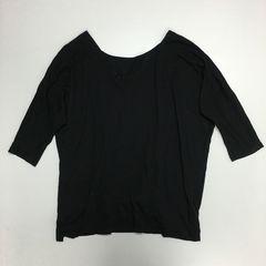 里オク H&M DIVIDED エイチアンドエム 七分袖カットソー