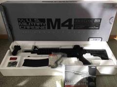 KSC M4 CQB-R ガスブローバック