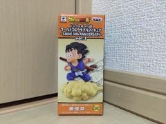 ドラゴンボール超 コレクタブルフィギュア vol.1 孫悟空