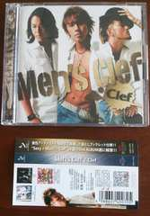 (CD+DVD)clef/クレフ☆Men's Clef★GIO,吉見一星,KERZ