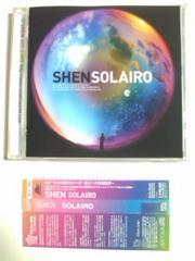 (CD)SHEN/シェン<Def Tech/デフテック>☆SOLAIRO帯付き即決価格
