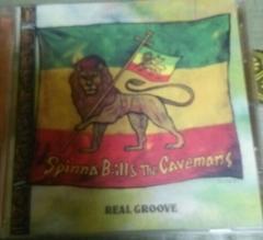 ベストCD スピナビル&ザ.ケイヴマンズ REAL GROOVE 帯なし