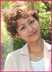 Wigs2you★HHB-043★人毛ミックス★ショートウィッグ☆カール