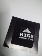 新品GLAY highcommunications tour 2003リストバンド