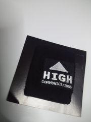 新品GLAY highcommunications tour 2003リストバンド
