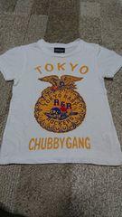 CHUBBYGANG TOKYO半袖Tシャツ