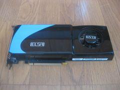 ★ジャンク品 Elsa GTX285 1GB グラフィックボード