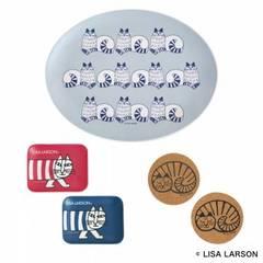 ★送料無料★LISA LARSON♪インテリアトレー&コースターセット