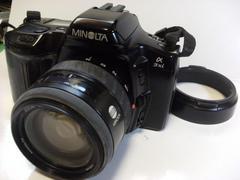 ミノルタ MINOLTA α 3 xi   レンズ付