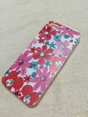 【美品】PARSONS◆パーソンズ◆iPhone5/5Sケース
