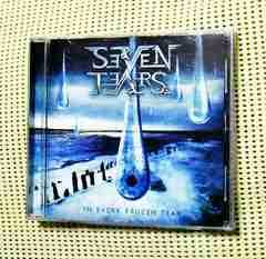セブンティアーズ Seven Tears / In Every Frozen Tear 輸入盤 新品即