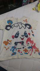 グラグラTシャツ8 男女OK  140〜145