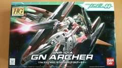HG:GNアーチャー☆1/144☆未組立品!