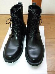 ニコル ブーツ ブラック 美品 おしゃれブーツ 送料込み 靴