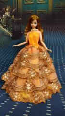 ジェニーちゃん、リカちゃんのドレス