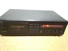 ヤマハ カセットデッキ ジャンク KX-650