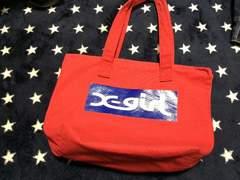 X-girl☆ロゴ ミニトートバック☆