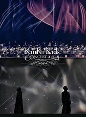 即決 KinKi Kids CONCERT 20.2.21 初回盤 (2DVD+CD) 新品