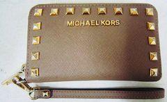 正規店購入マイケルコース財布クリックポスト164円配送可能