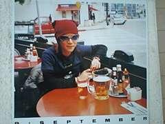 X JAPAN hide ポスター 1998年頃 ヒデ3