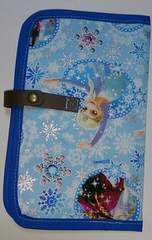 特価 ◆ 48 アナと雪の女王 母子手帳(*^O^*)通帳 ハンドメイド