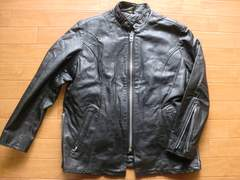 ヴィンテージ SEARS シングル ライダースジャケット M