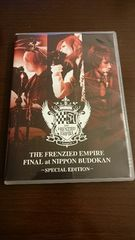 Angelo「THE FRENZIED FINAL at NIPPON BUDOKA」DVD/PIERROT