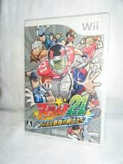 アイシールド21 フィールド最強の戦士たち(Wii用ソフト)