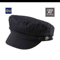 新品 G.U.マリンキャップ ジーユー