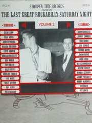 50's ロカビリー/The Last Great Rockabilly Saturday Night VOL.2