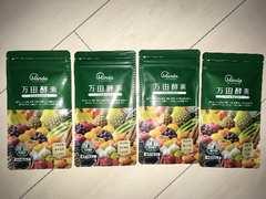 万田酵素スタンドードタイプ植物発酵食品栄養補助食品