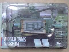 タカラ WTM03 ロシア軍 T-34/76中戦車 冬季迷彩
